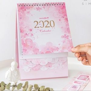 2020 Desk Calendar - FREE with purchase of min $20